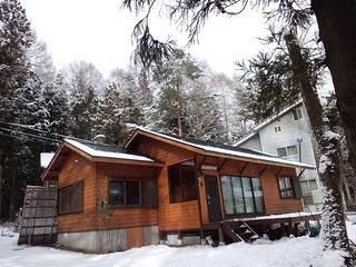 Kamoshika Cottage Hakuba