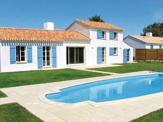 4 bedroom Villa in Saint Gilles Croix De Vie, Pays De La Loire, Vendee, France