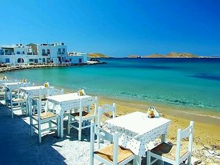 Mykonos Kalafatis Exclusive Luxury Villa Sleeps 4