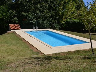 The 8 x 4mtr Pool.