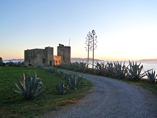 Talamone Watch Tower House in Tuscany