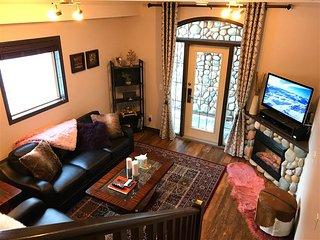 Canmore Mystic Springs 2 Bedroom Premium Condo
