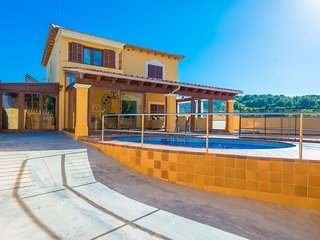 CASA LOLI - nice finca with pool in Paguera for 10 people, Peguera