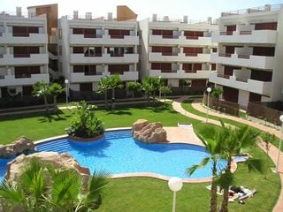 2 bed Apartment Playa Flamenca, El Rincon