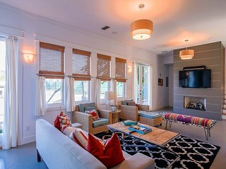 Silver Seas Cottage - Stunning New Rental in Rosemary Beach!!
