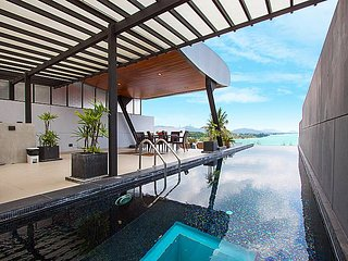 Villa Yamuna | Sea View 3 Bed Phuket Pool Villa in Rawai, Ko He