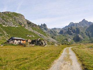 Refuge du Ruitor - 2038m - Sainte foy Tarentaise, Sainte-Foy-Tarentaise