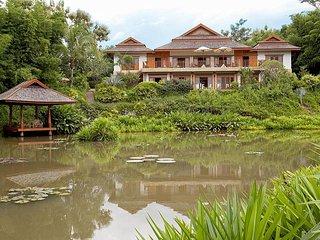 Teak Villa Suandok | 3 Bed Villa with Pool in Chiang Rai Countryside, Mae Lao
