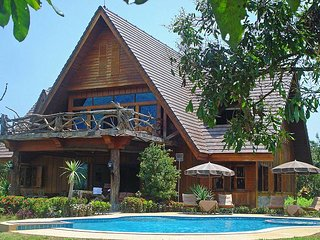 Doi Luang Reserve | 6 Bed Countryside Pool Villa in Picturesque Chiang Dao