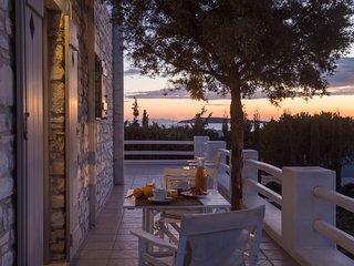 Aliki Villa on Paros