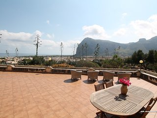 Villa Olimpo | Terrazza con splendida vista | Great Seaview