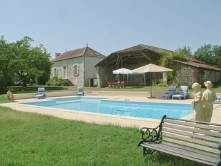 Fabulous French Farmhouse, Saint Sylvestre sur Lot