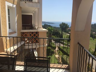 Apartment with a sea view - Ideal for family (4/5 sleeps), Agay