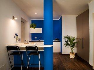 Arc en Ciel Appartamenti-vacanze 'Blu'