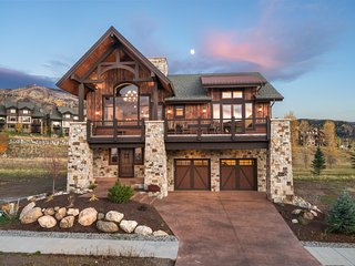 Brand New, Custom Built Residence with Private Gondola to Steamboat Ski Village, Steamboat Springs