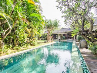 Stunning Villa in Heart of Seminyak