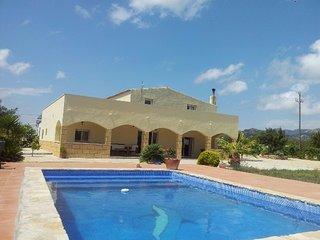 Bonita casa de campo con piscina privada, L'Ametlla de Mar