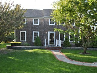 North Fork 5 bed room home with forever farm view, Aquebogue