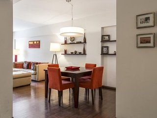 Spacious and Luminous 1 Bedroom Apartment in Recoleta, Buenos Aires