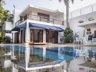 Incredible 3 Bedroom Beach House in Cielo mar, Cartagena