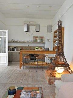 Buenos Aires - Lodge Gorriti - Living Room