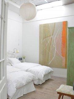 Buenos Aires - Lodge Gorriti - Bedroom