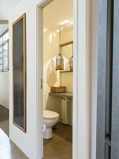 Buenos Aires - Lodge Gurruchaga - Bathroom