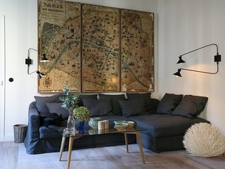 Homey 2 Bedroom Apartment in the Latin Quarter, Paris