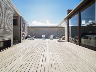 Breathtaking 4 Bedroom Beachfront Home in Jose Ignacio