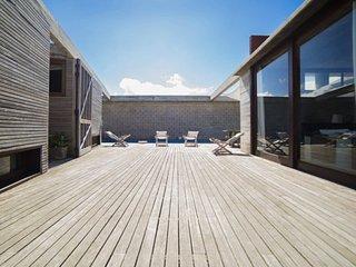 Breathtaking 4 Bedroom Beachfront Home in La Boyita