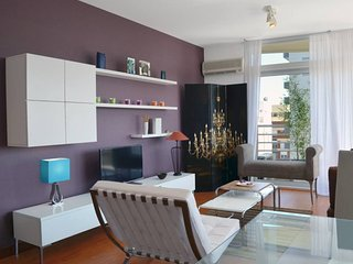 Modern 2 Bedroom Apartment with River Views in Belgrano