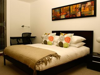 Comfortable 1 Bedroom in Zona T, Bogota