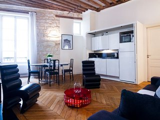 Charming 2 Bedroom Apartment in the Latin Quarter, París