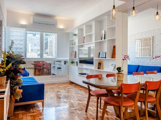 Pleasant 2 Bedroom Apartment Nestled in Ipanema