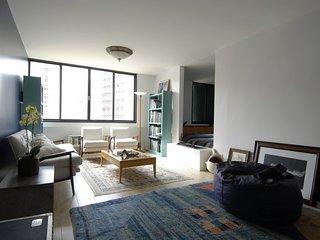 Ultra-Modern 1 Bedroom Apartment in Jardins, São Paulo