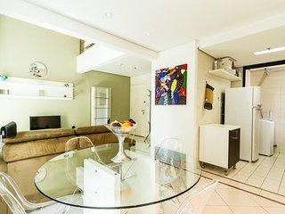 Cozy 1 Bedroom Loft in Moema