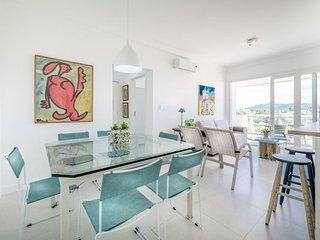 Modern 2 Bedroom Apartment in Campeche surroundings, Florianópolis