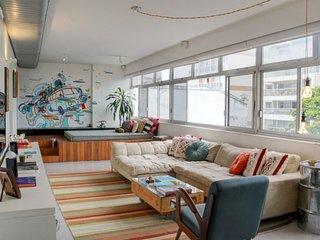 Unique 1 Bedroom Apartment Located in Ipanema