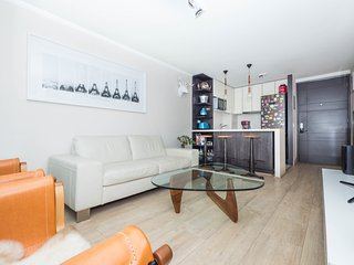 Trendy 1 Bedroom Apartment in Las Condes, Santiago