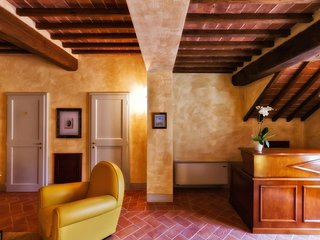 Large Chianti Classico Villa with Swimming Pool and Spa near Siena - Villa Valer