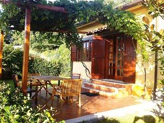 Suite Cedro - Villa La Paiola - terrazza sul lago, Caprarola