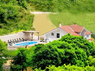 Sea view villa near Split, Klis