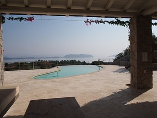 The Spa: Luxury villa with pool, spectacular sea views and excellent beaches, Porto Heli