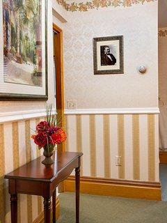 Grant Deluxe Bedroom - elegant furnishings