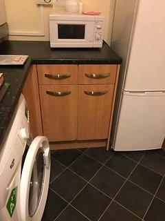 Micro/washing machine/fridge freezer