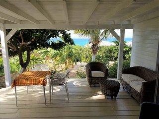 'La vie est belle' ! Cottage cocotier