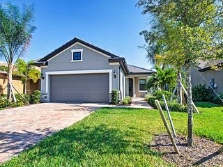 NEW! 2BR Estero Lakehouse w/Private Heated Pool!