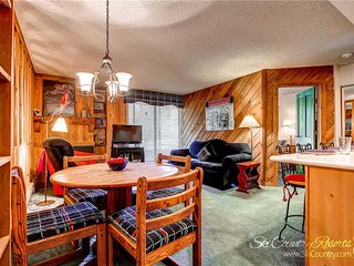 Trails End Condos 117 by Ski Country Resorts, Breckenridge