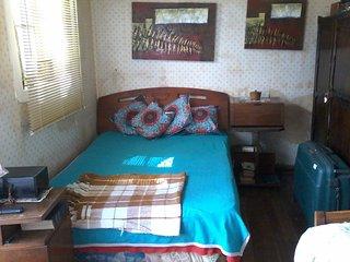Alojamiento habitaciones grandes, en casa familiar, por temporada verano, dias, Valparaiso