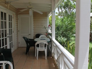 211A1, Villa Virgo, Ground floor Apt on South Finger, Jolly Harbour